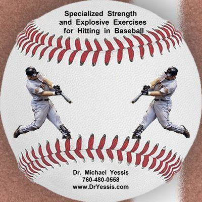 Specialized Exercises for Hitting in Baseball – DVD