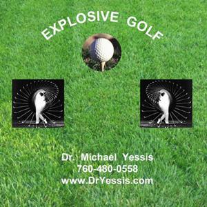 Explosive Golf DVD