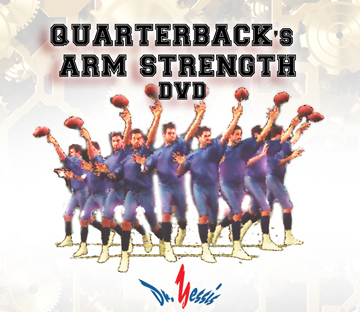 Quarterback Arm Strength – DVD