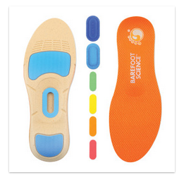 Barefoot Science Insoles Active-Full Length