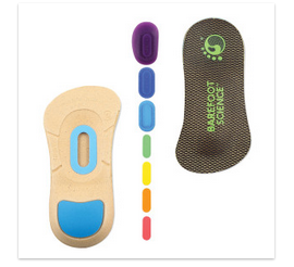 Barefoot Science Insoles Therapeutic – 3/4 Length